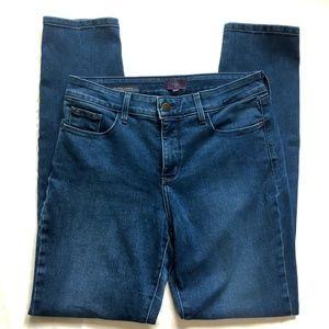NYDJ Jeans - NYDJ Alina Legging Stretch Lift-Tuck Jeans SIZE 8